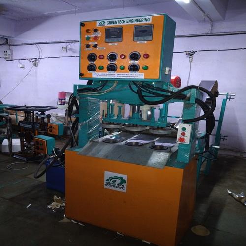 Hydraulic Bowls Making Machine