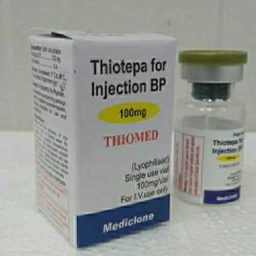 Thiotepa for injection Bp