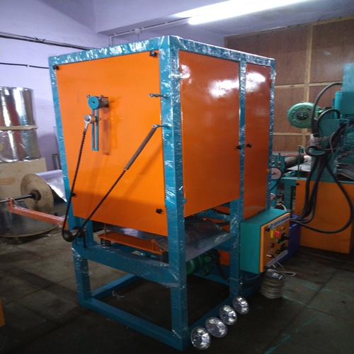Fully Automatic Silver Dona Making Machine