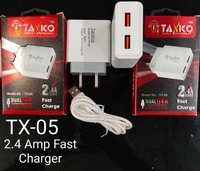 USB CHARGER (2.4 AMP USB CHARGER)