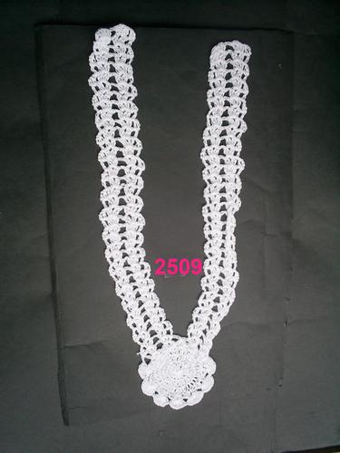 Hand Crochet Neck Collars