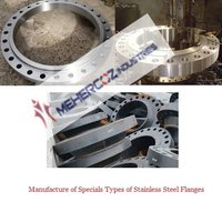 Manufacture of Special Stainless Steel Flanges