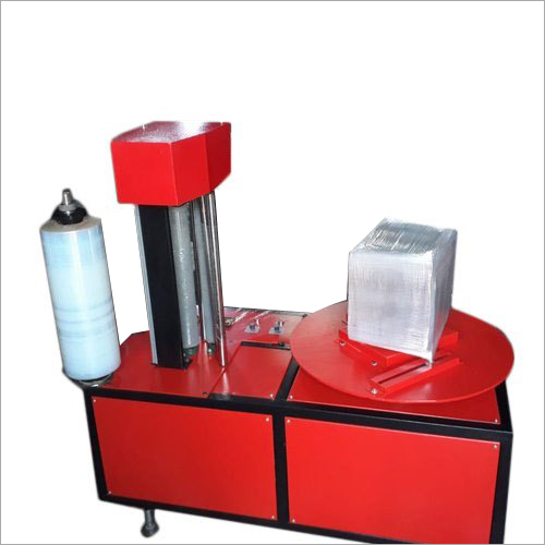 Industrial Stretch Wrapping Machine