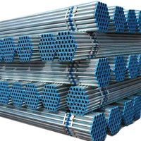 GI  Pipes - Size-15-150 NB