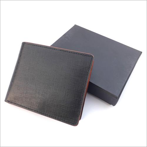 Mens Black Wallet