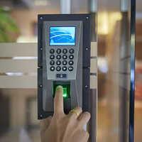 Finger Print Access Control