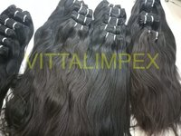 Double Weft Indian Human Hair