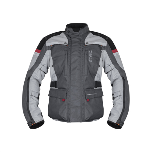 Grey Stealth Evo Riding Jacket
