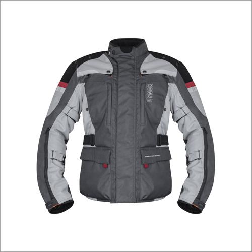 Grey Stealth Evo Riding Jacket