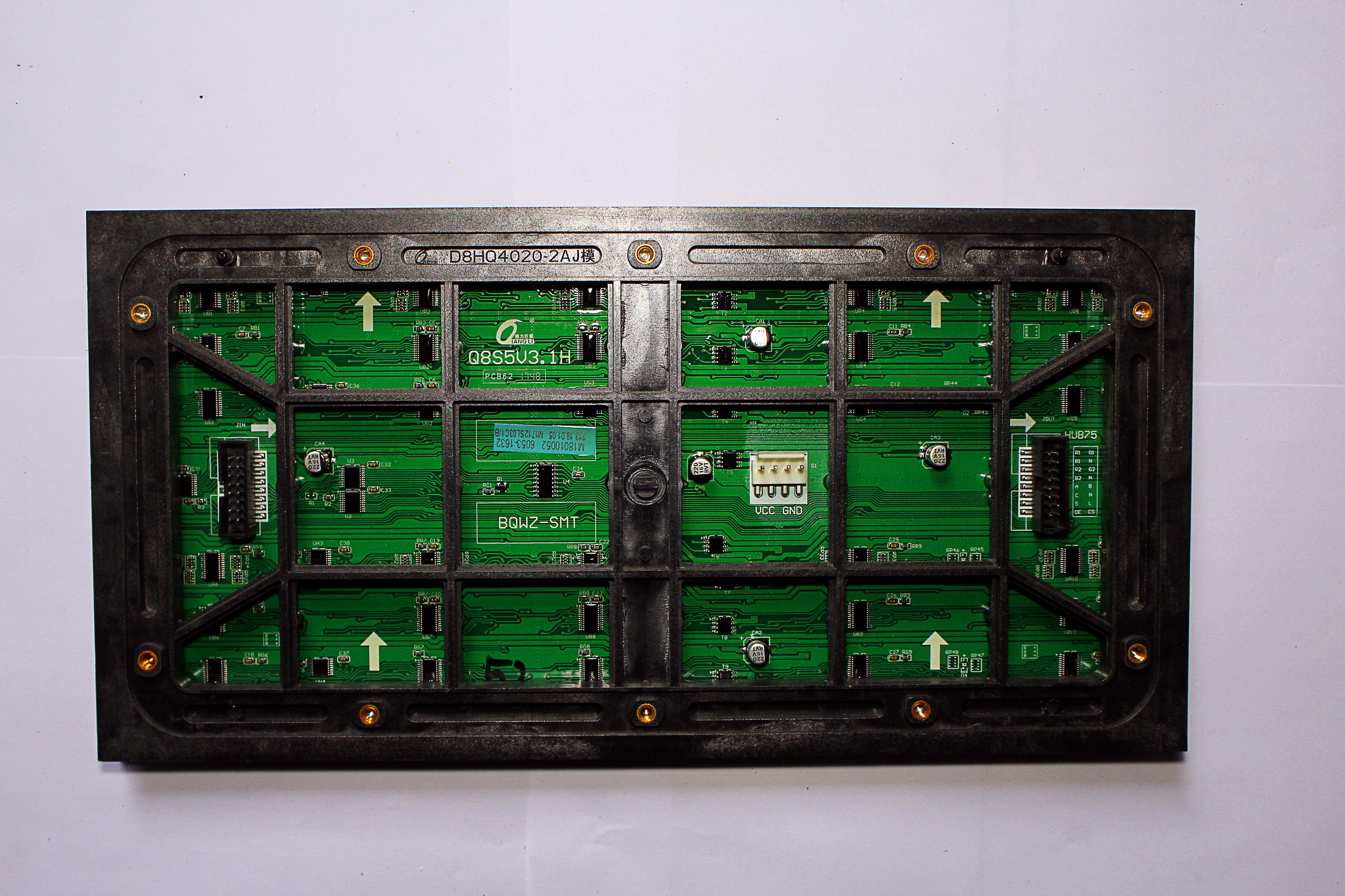 Qiangli P8 Outdoor Full Color LED Module