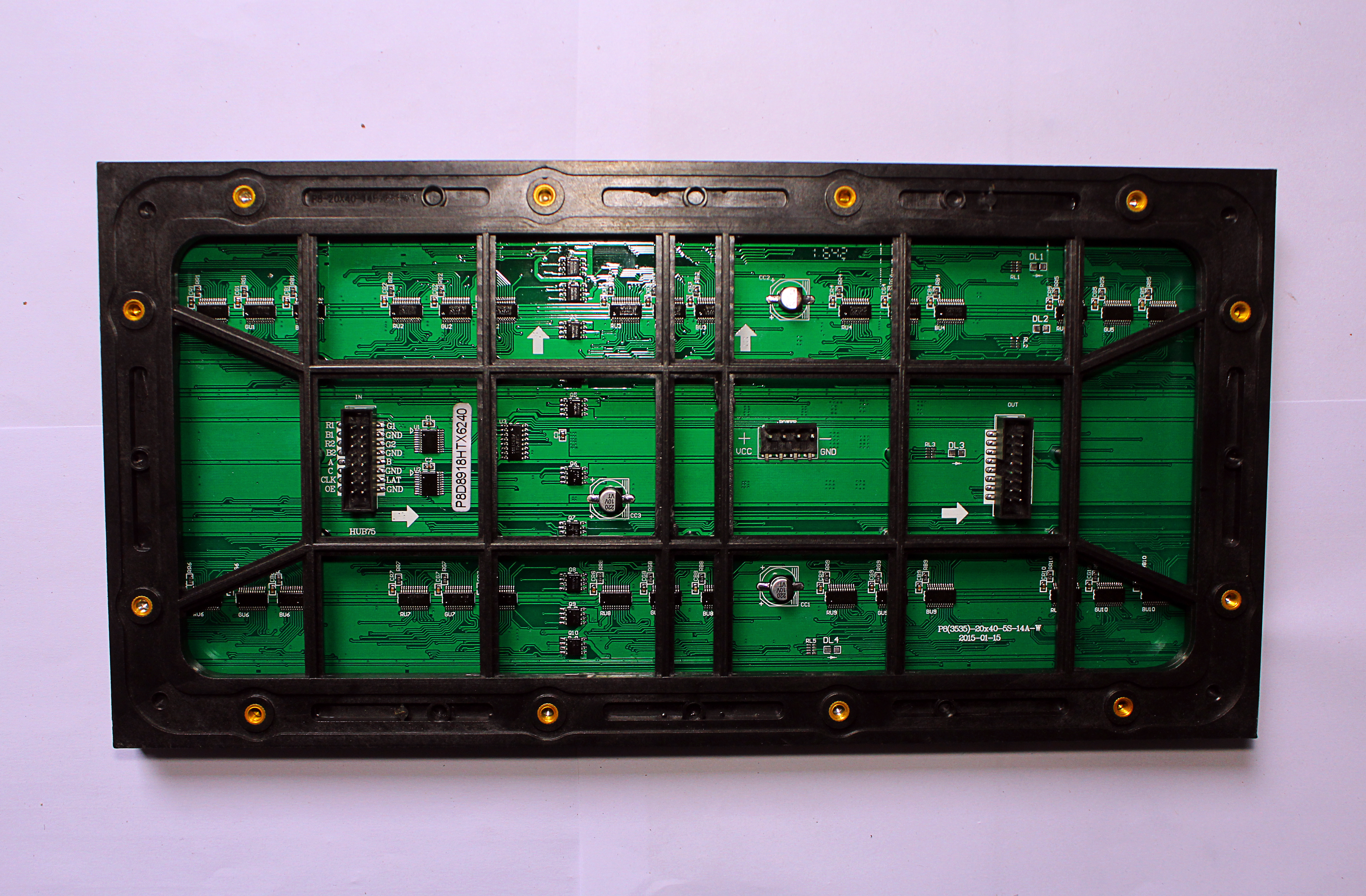 Basil P8 Full Color LED Module
