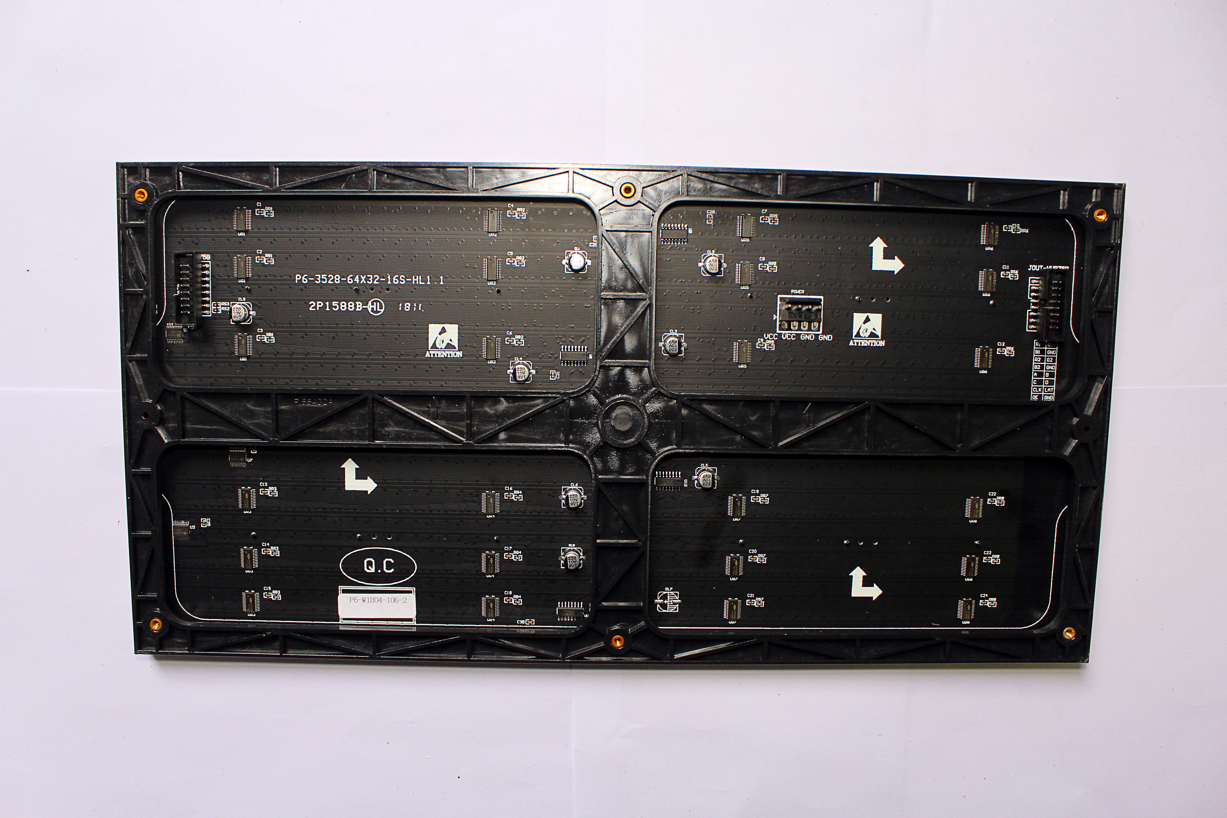 Basil P6 Indoor Full Color LED Module