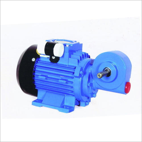 Single Phase Geared Motor