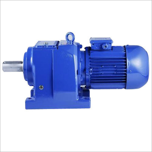 Single Phase Helical Geared Motor