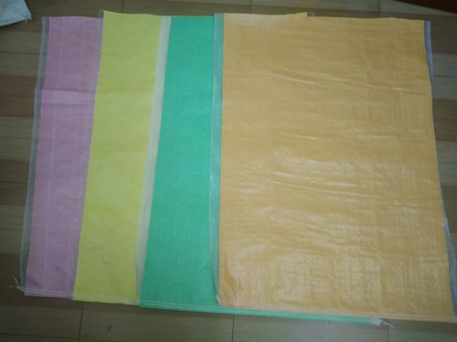 Chennai PP Woven Colored Printed Sacks