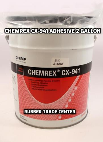 CHEMREX CX-941 adhesive gallon