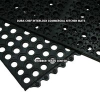dura chef interlock commercial kitchen mat