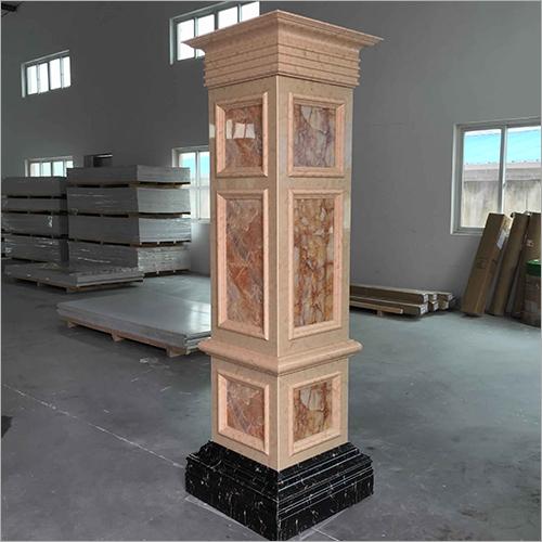 Marble Pillar Desiging Service
