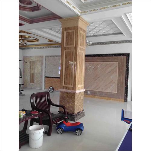 Marble Pillar Installation Service