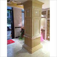 Customized Marble Pillar Desiging Service