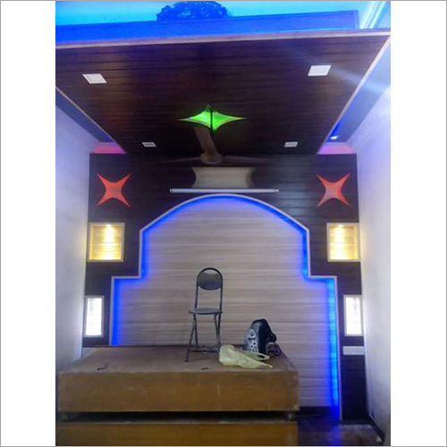 Wooden Wall Panel Desiging Service
