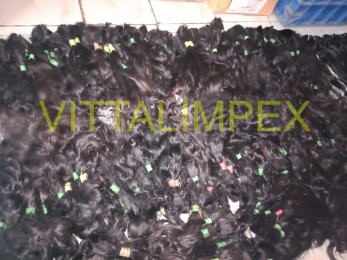 Virgin Unprocessed Bulk Hairs