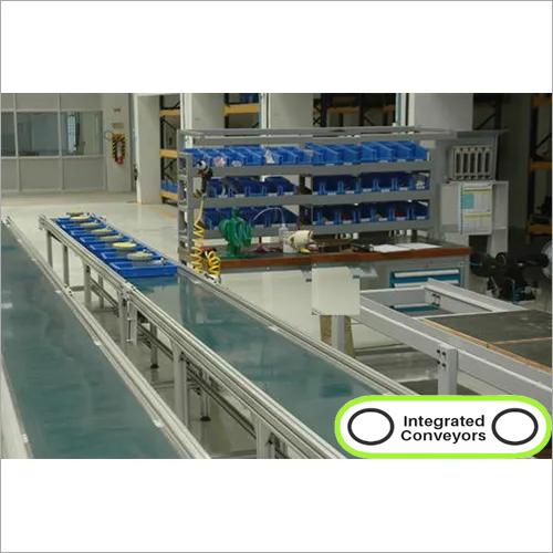 Industrial Aluminum Belt Conveyor