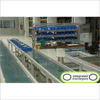 Industrial Aluminum Belt Conveyor