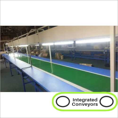 Assembly Line Belt Conveyor