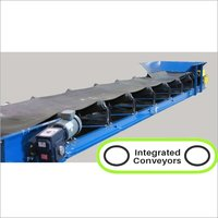 Industrial Trough Belt Conveyor