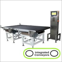 Steel Checkweigher Belt Conveyor