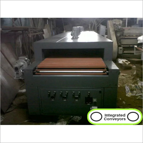 Industrial Annealing Chamber
