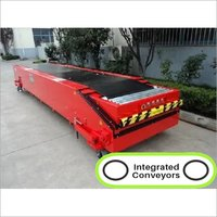 Industrial Telescopic Belt Conveyor