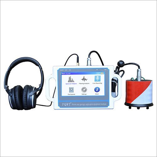 Multiprobe Automatic Water Pipe Leakage Analyser
