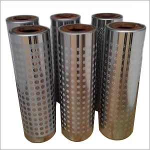 SS Rotogravure Cylinder