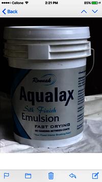 interior emulsion paints