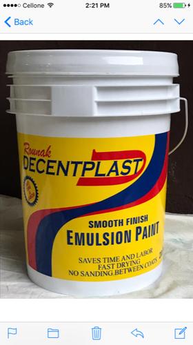 Smooth Finish Emulsion Paint