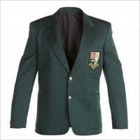 Cut Pocket Pure Wool Blazer