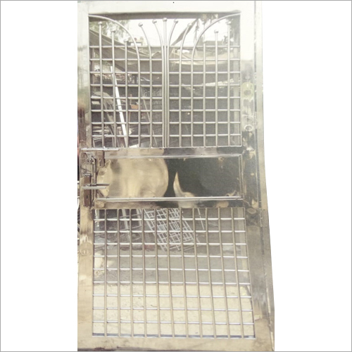 Outdoor Stainless Steel Gate