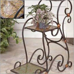 Outdoor Decorative Planter Stand