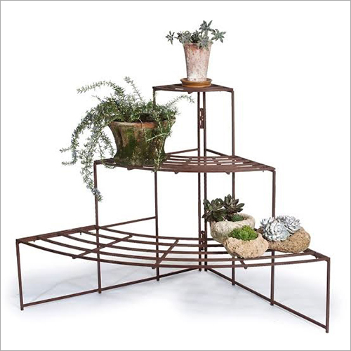Wrought Iron Planter Stand