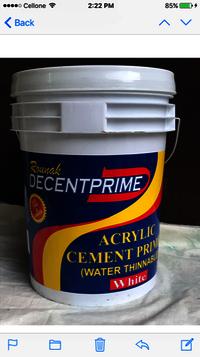 Acrylic Cement Primer
