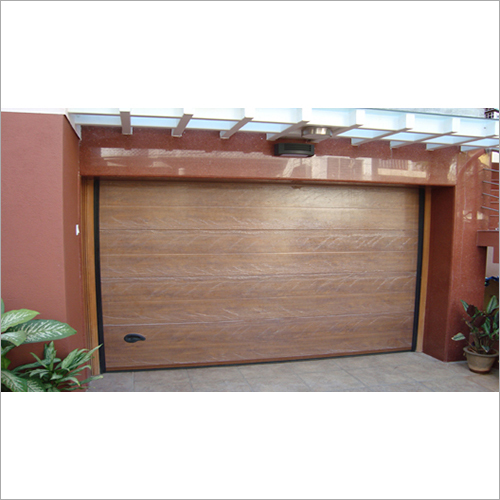 Automatic Top Ralling Garage Doors