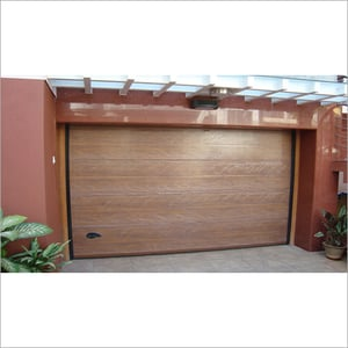 Automatic Top Ralling Garage Doors