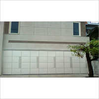 Automatic Side Sliding Garage Doors