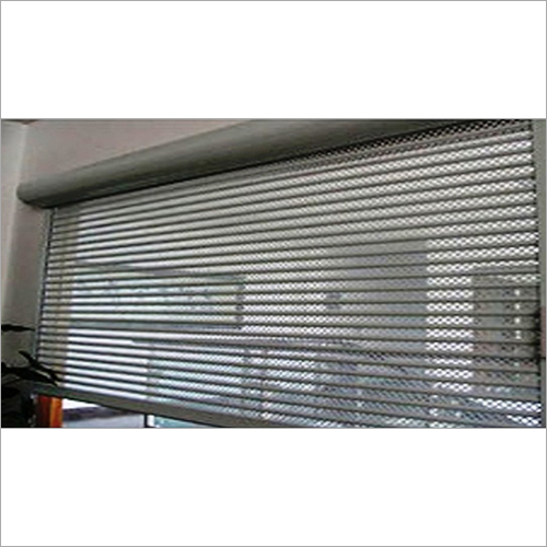 Automatic Domestic Rolling Shutters