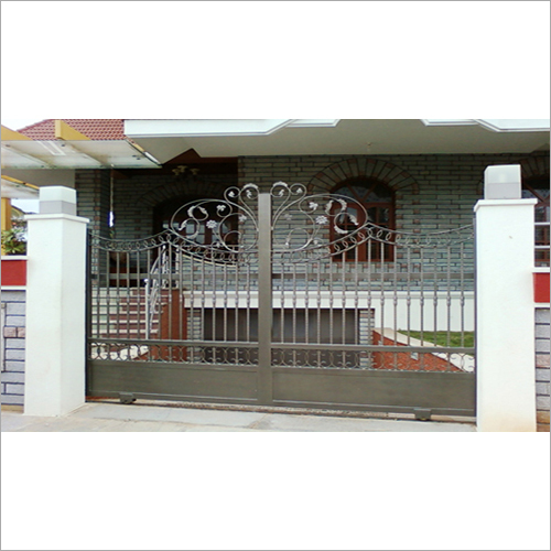 Automatic Domestic Sliding Gates