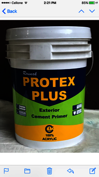 wall cement primers