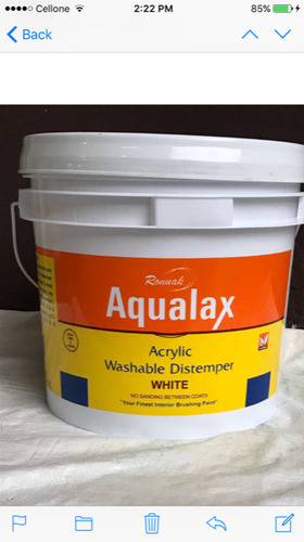 Acrylic White Distemper