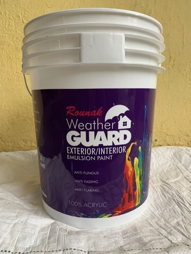 Emulsion Based Paints